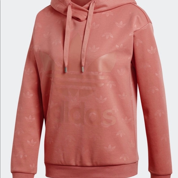 Womens ash pink sweatshirt size SMALL NWT